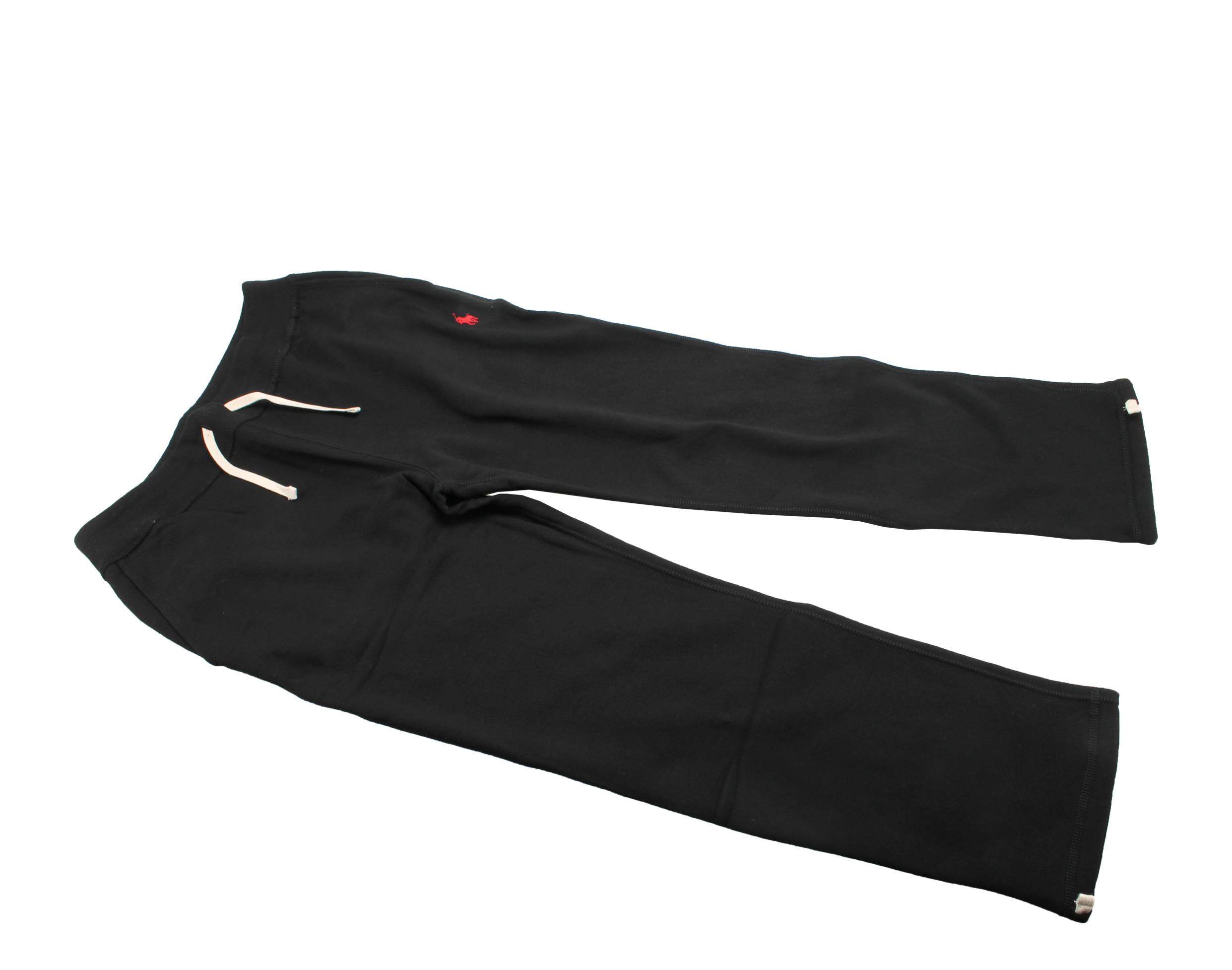 Polo Ralph Lauren Classic Black Men's Fleece Pants 710548562002   eBay