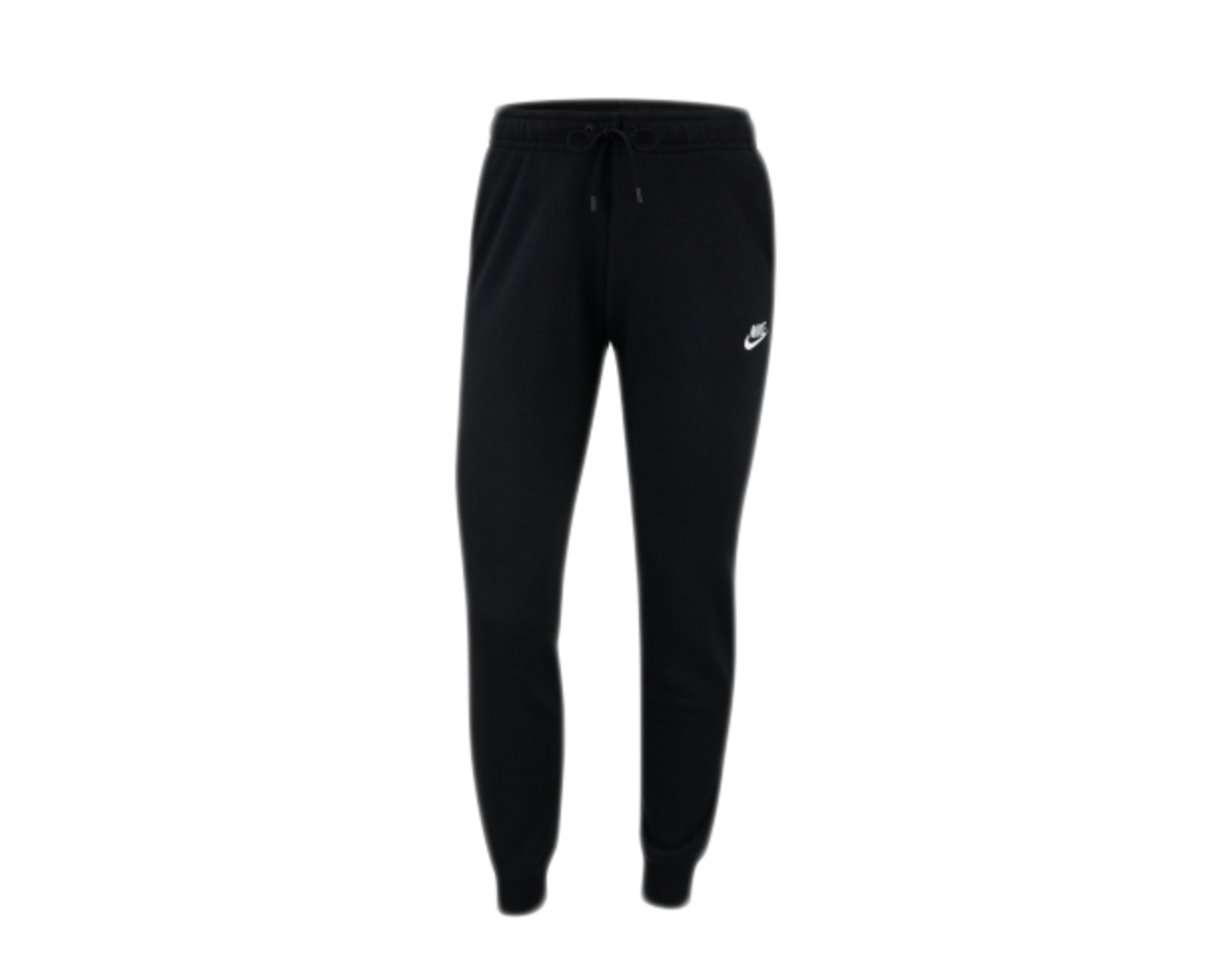 Details about Nike Sportswear Essential Fleece Black/White Women's Pants  BV4095-010 X-Large