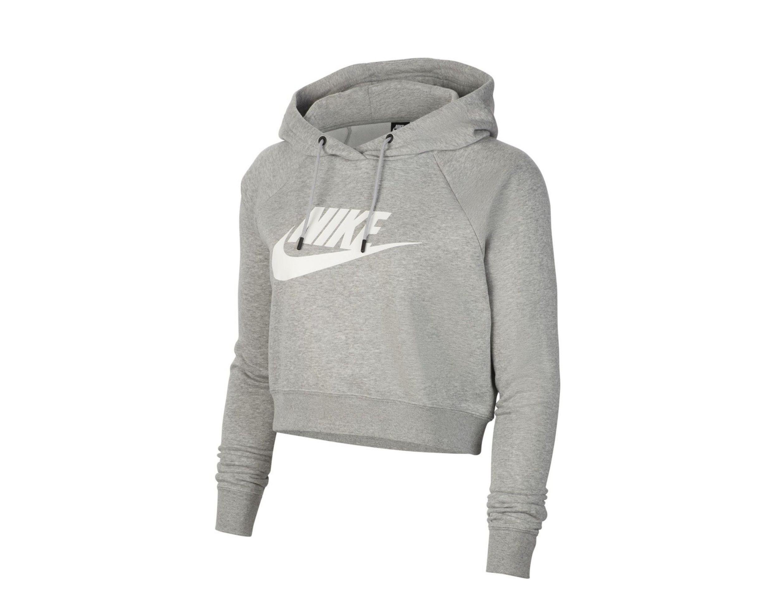 Nike Sportswear Essential Cropped Grey